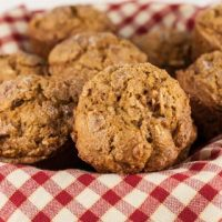 Pumpkin Apple Muffins - Andrea Meyers