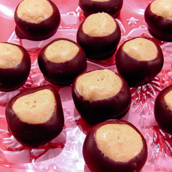 Buckeyes Recipe - Andrea Meyers
