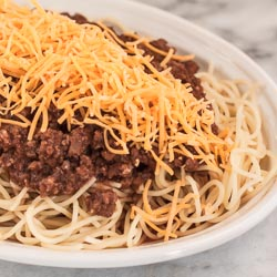 Cincinnati-Style Chili Recipe - Andrea Meyers