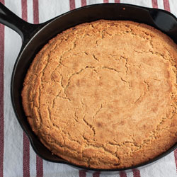 Southern Buttermilk Cornbread Recipe - Andrea Meyers
