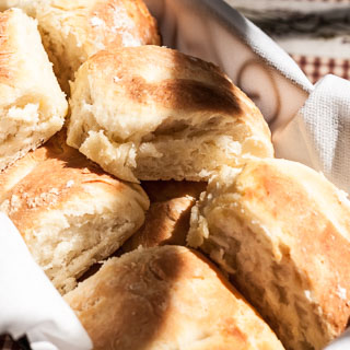 Southern Pinch Biscuits (aka Squeeze Biscuits)