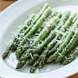 Roasted Asparagus Recipe - Andrea Meyers