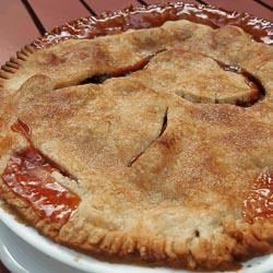 Rhubarb Pie - Andrea Meyers