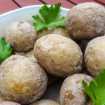 Salt Potatoes Recipe - Andrea Meyers