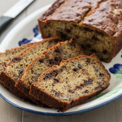 Banana Bread Recipe - Andrea Meyers