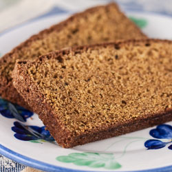 Spiced Pumpkin Bread - Andrea Meyers
