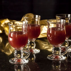 Good Bite: Easy Holiday Entertaining with Betty Crocker, Hot Cranberry Apple Cider