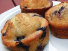 Blueberry Muffins Recipe - Andrea Meyers