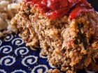Italian-Style Meatloaf Recipe - Andrea Meyers