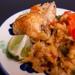 Arroz Con Pollo (Chicken with Rice) - Andrea Meyers