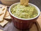 Roasted Tomatillo Jalapeno Salsa Recipe with Avocado - Andrea Meyers
