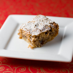 Coconut Bars Recipe - Andrea Meyers