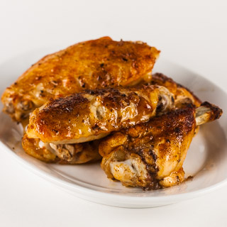 Cajun Wings and a Giveaway
