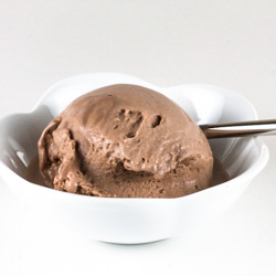 Guinness Milk Chocolate Ice Cream - Andrea Meyers