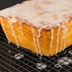Lemon Yogurt Cake Recipe - Andrea Meyers