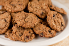 Andrea Meyers - Whole Wheat Oatmeal Cranberry Cookies