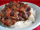Andrea Meyers - Slow Cooker Cuban Style Black Beans and Rice