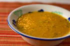 Andrea Meyers - Squash Soup with Saffron and Ginger
