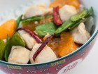 Quick and Easy Mandarin Orange Chicken - Andrea Meyers