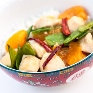 Quick and Easy Mandarin Orange Chicken
