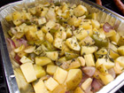 Andrea Meyers - Grilled Potatoes with Garlic and Herbs