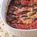 Eggplant Gratin Recipe (Gratin D'Aubergines, Provencal) - Andrea Meyers