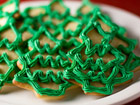 Andrea Meyers - Moravian Christmas Tree Cookies