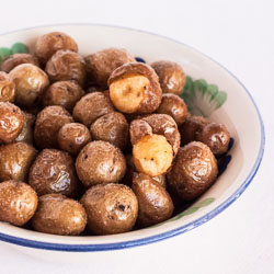 Papas Criollas (Tiny Yellow Potatoes)