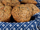 Andrea Meyers - Oat Bran Flax Muffins