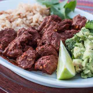Slow-Cooked Achiote-Marinated Pork (Cochinita Pibil) - Andrea Meyers