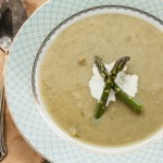 Creamy Asparagus Soup Recipe - Andrea Meyers