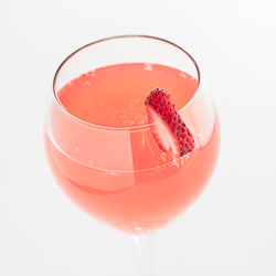 Andrea Meyers - Strawberry Lavender Lemonade
