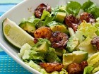 Spicy Shrimp Salad Recipe (Good Bite: Real Fast Food) - Andrea Meyers