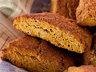 Andrea Meyers - Gluten-Free Pumpkin Scones