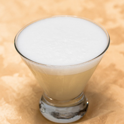 Pisco Sour Cocktail Recipe - Andrea Meyers