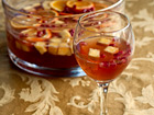 Andrea Meyers - Sparkling Pomegranate Punch