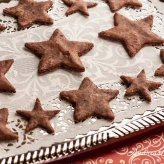 Basler Brunsli Cookies