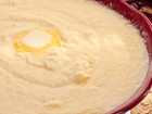 Creamy Cheddar Cheese Grits (Kids Cook Monday) - Andrea Meyers