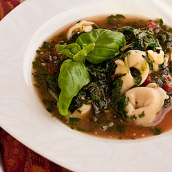 Spinach and Tortellini S