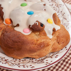 Braided Easter Bread Recipe - Andrea Meyers