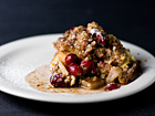 Andrea Meyers - Baked Cranberry Apple French Toast