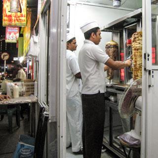 The Shawarma Crawl, Bahrain