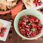 Salsa Fresca Recipe (The Kids Cook Monday) - Andrea Meyers