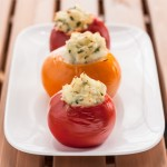 Mashed Potato-Stuffed Tomatoes Recipe - Andrea Meyers