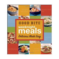 Good Bite Weeknight Meals: Delicious Made Easy Giveaway