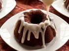 Andrea Meyers - Mini Spiced Pumpkin Bundt Cakes with Maple Glaze