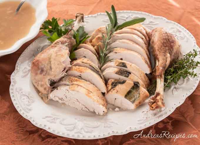 Roast Turkey in a Roaster Oven ? Andrea Meyers