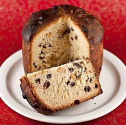 Slow Rise Panettone