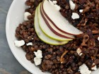 Andrea Meyers - Warm Green Lentil Salad