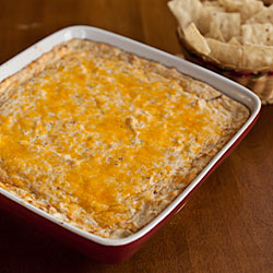 Andrea Meyers - Hot and Spicy Crab Dip